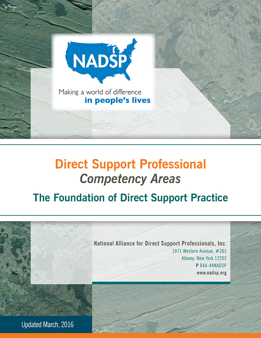 NADSP Code of Ethics and Competency Areas | NADSP